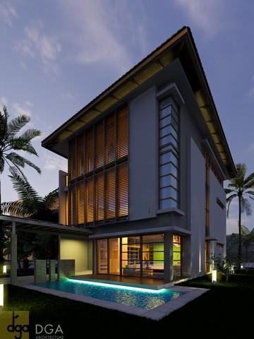 Da Nang villa add light_resize